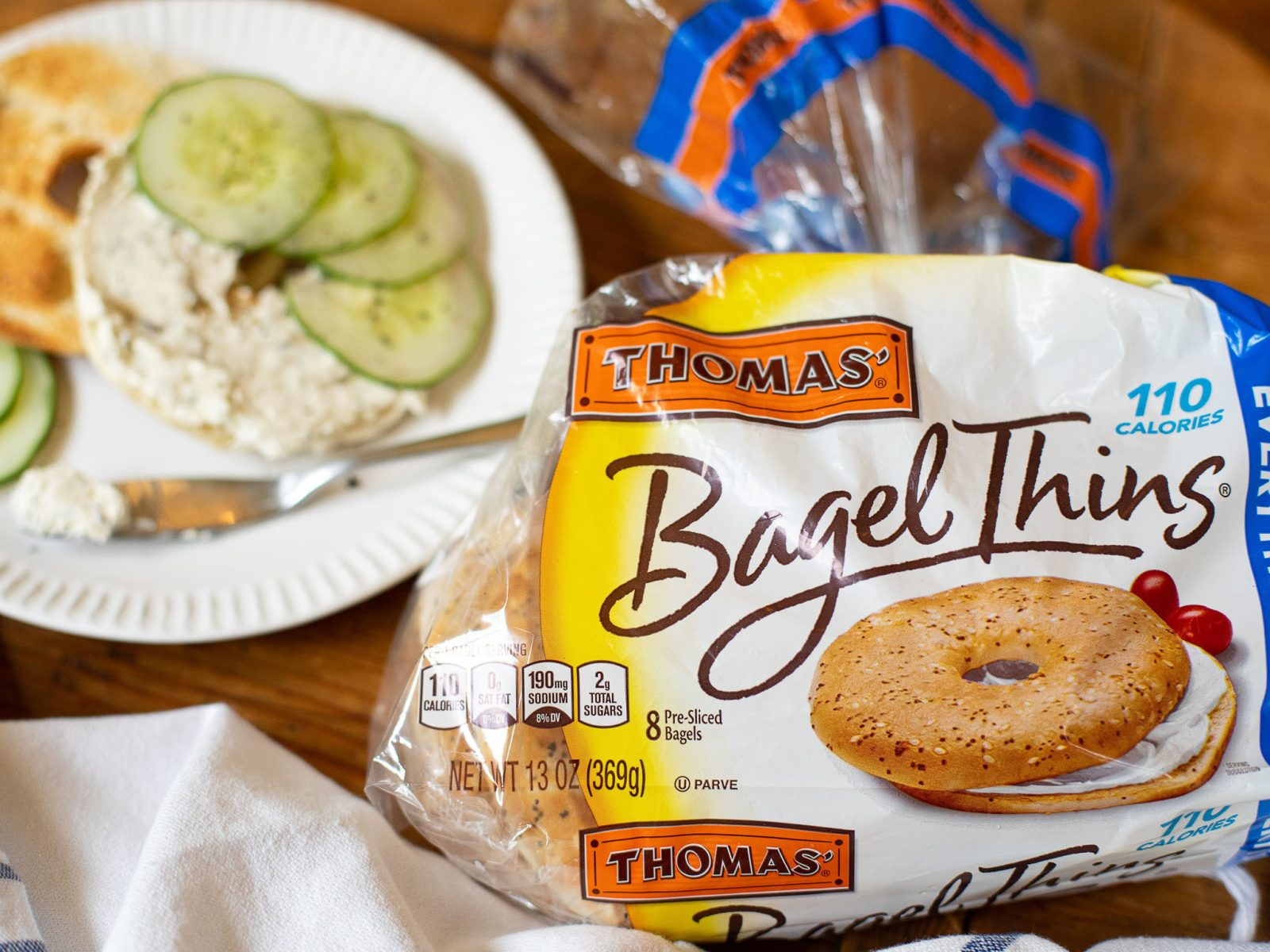 Thomas Bagel Thins As Low As $1.50 At Publix on I Heart Publix