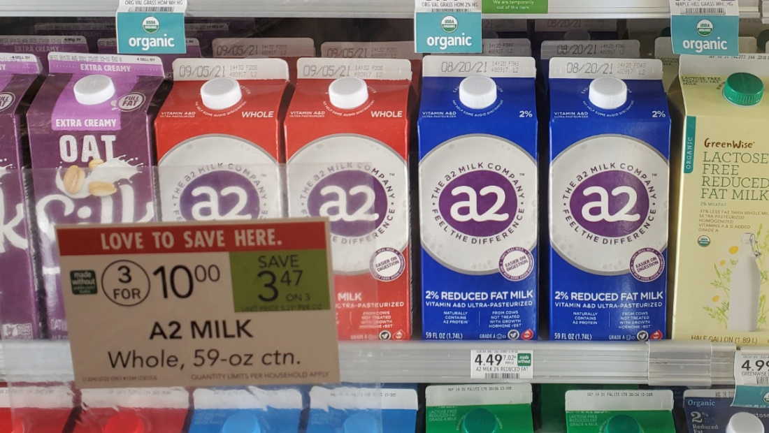 a2 Milk As Low As $1.33 This Week At Publix on I Heart Publix 1