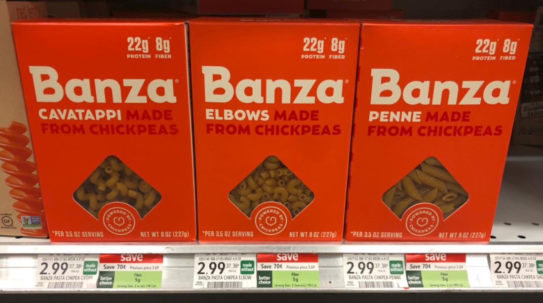 Banza Pasta Just 35¢ At Publix on I Heart Publix