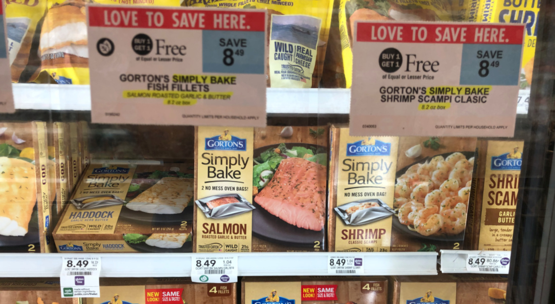 Gorton's Simply Bake Products Just $3 At Publix (Regular Price $8.49) on I Heart Publix