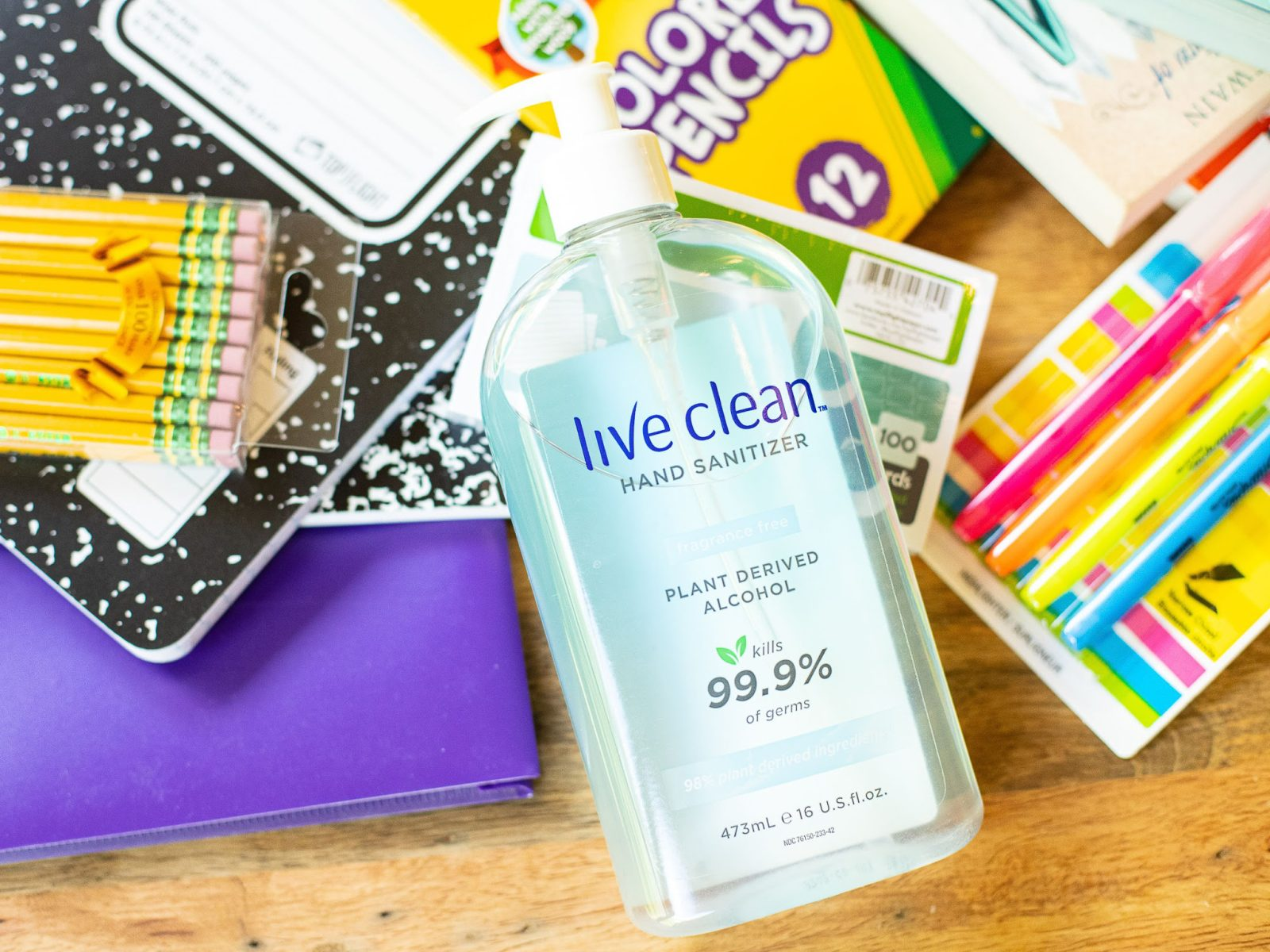 Stock Up On Live Clean Products At Publix + Enter For A Chance To Win One Of FIVE $100 Publix Gift Cards on I Heart Publix