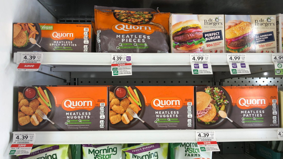 Super Deal On Quorn Meatless Products - Pay As Little As 99¢ At Publix on I Heart Publix 2