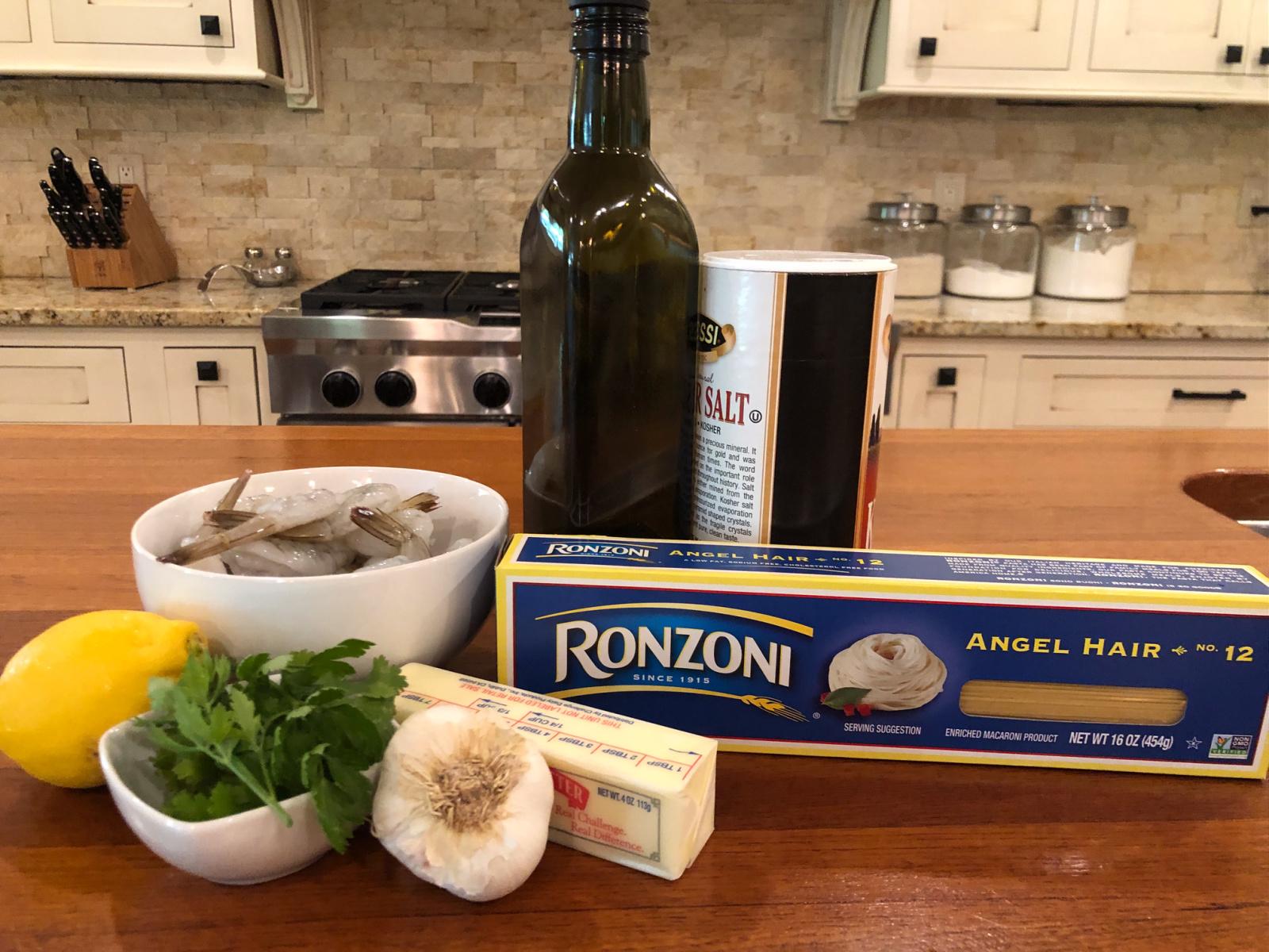 Ronzoni Shrimp Scampi Recipe Draft on I Heart Publix 1