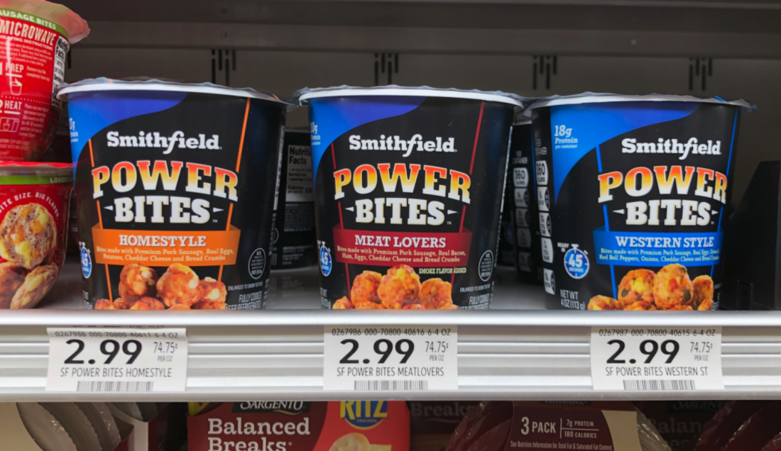 Grab A Super Deal On Smithfield Power Bites - FREE At Publix on I Heart Publix