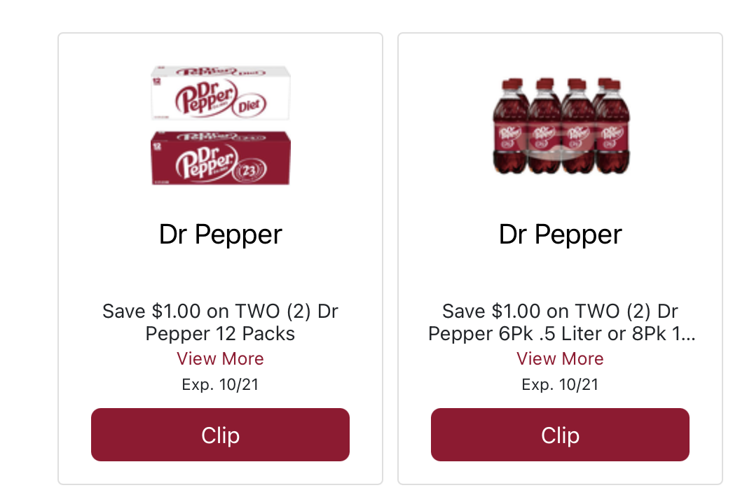 Dr. Pepper Tuition Sweepstakes - Text To Win A $1000 College Tuition Scholarship on I Heart Publix 2