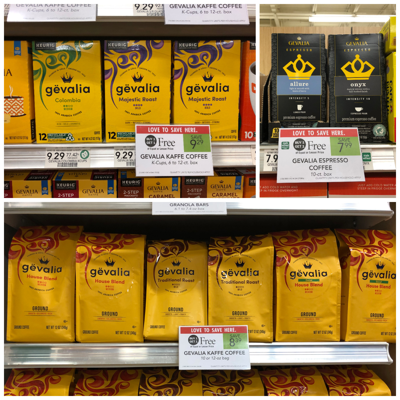 Start Your Day With The Coffee You Love - Gevalia Is BOGO At Publix! on I Heart Publix