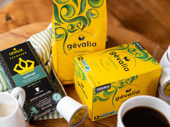 Time To Stock Up On The Coffee You Love - Great Tasting Gevalia Coffees Are BOGO At Publix on I Heart Publix