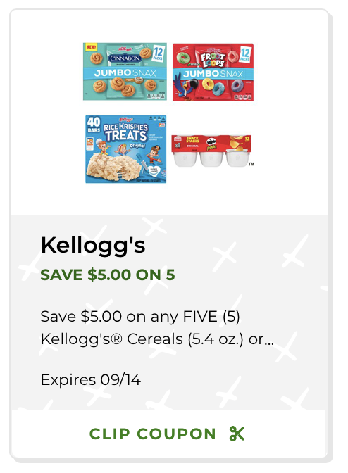 Stock Up On Back To School Favorites From Kellogg's And Save BIG At Publix on I Heart Publix 1