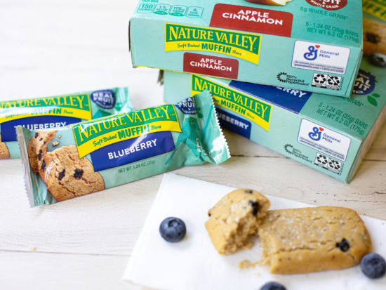 Nature Valley Granola or Soft-Baked Muffin Bars As Low As $1.45 Per Box At Publix on I Heart Publix
