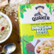 Quaker Instant Oatmeal As Low As $1.12 At Publix on I Heart Publix