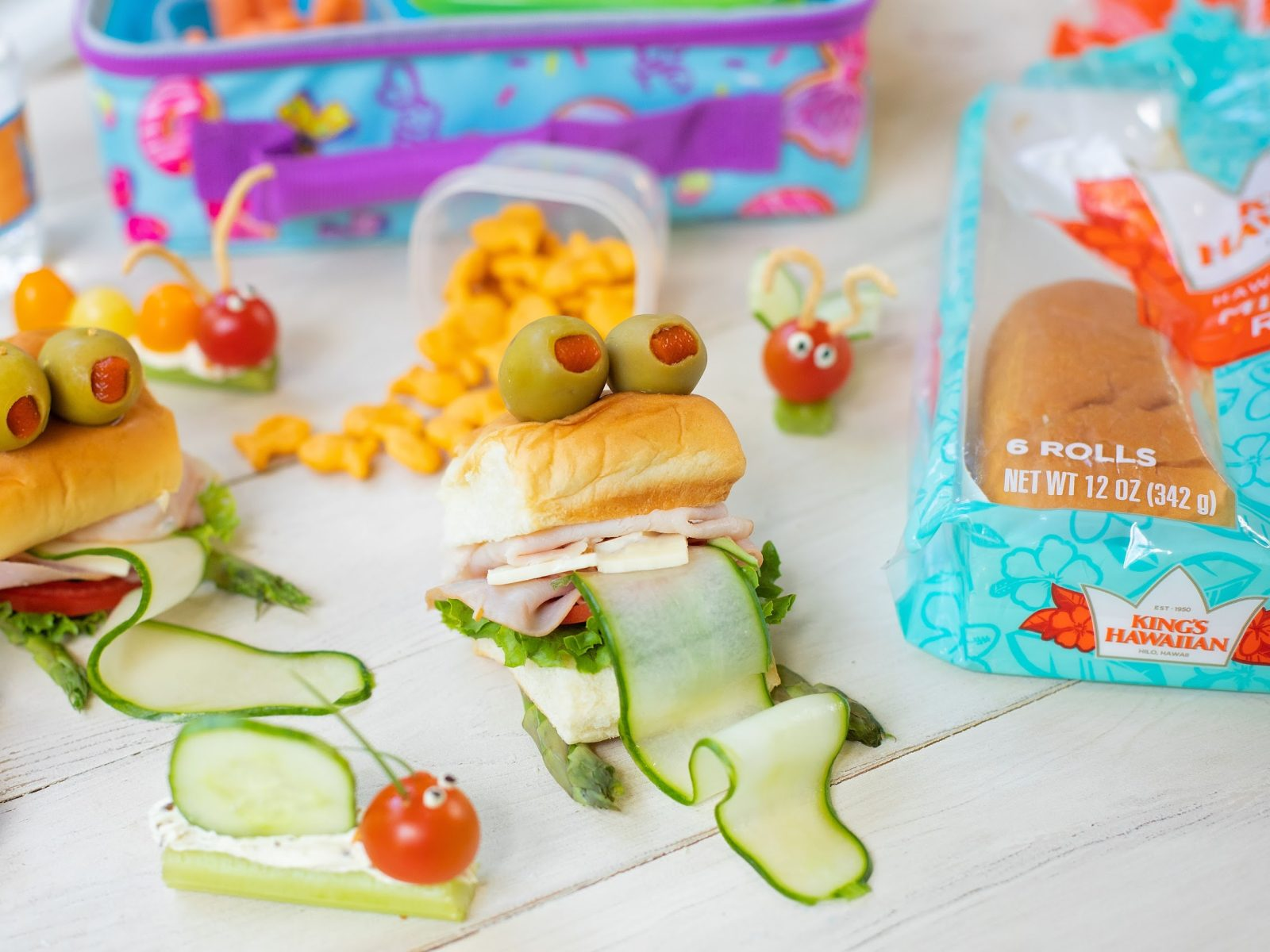 Back To School Is More Fun With This Toad-ally Awesome Mini Club Sub On King's Hawaiian - Each Purchase Supports The No Kid Hungry Campaign on I Heart Publix 1