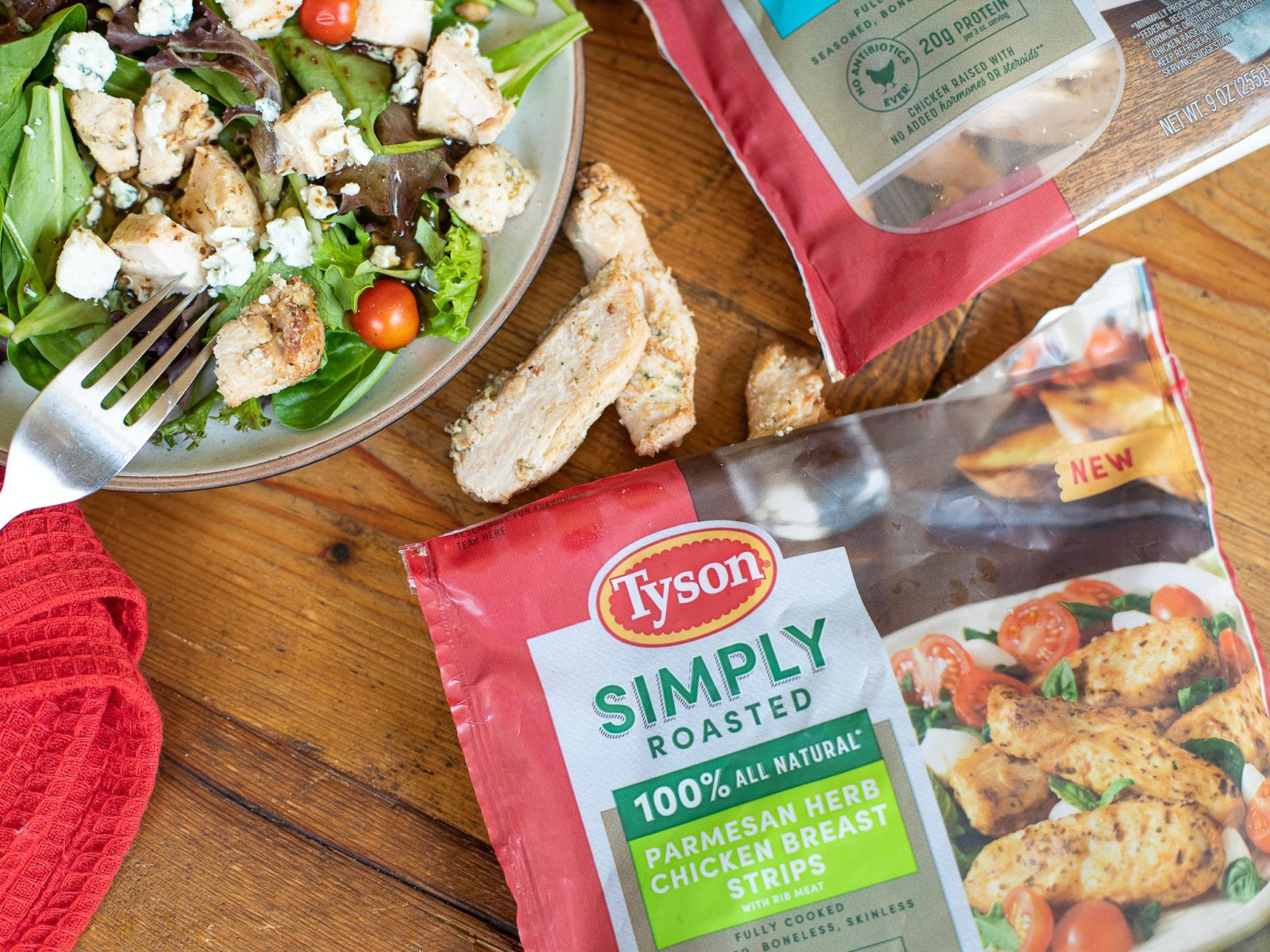 Tyson Simply Roasted Chicken Strips Just $1 At Publix on I Heart Publix 1
