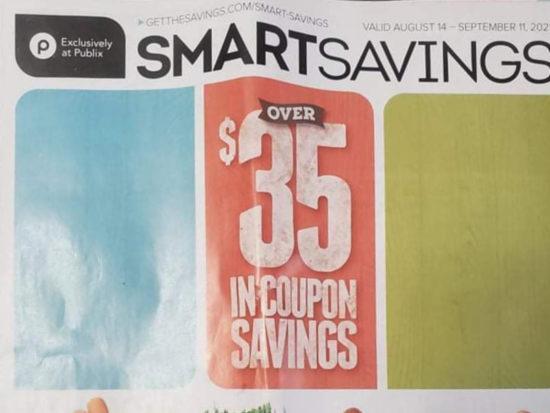 New Publix Booklet - Smart Savings Valid Through 9/11/21 on I Heart Publix
