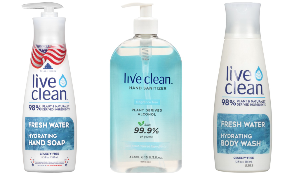 Stock Up On Live Clean Products At Publix + Enter For A Chance To Win One Of FIVE $100 Publix Gift Cards on I Heart Publix 1