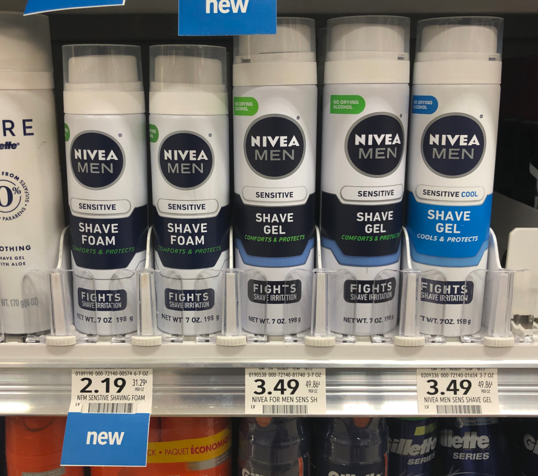 Lots Of Deals On Nivea Men Products Available Now At Publix - Shave Foam Just 64¢ on I Heart Publix 1