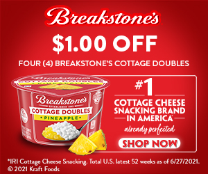 Save On Breakstone's Cottage Doubles At Publix For Tasty Snacking Any Time Of The Day! on I Heart Publix 2