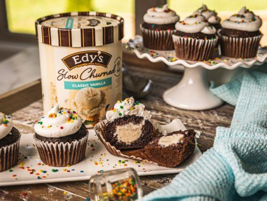 Edy's Ice Cream Cupcakes Draft on I Heart Publix