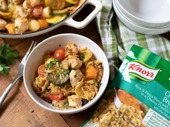 Knorr Draft on I Heart Publix 2