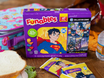 Funables Fruit Snacks As Low As 45¢ At Publix on I Heart Publix