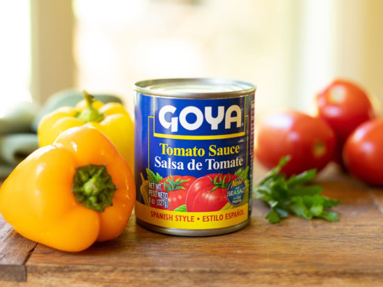 Goya Spanish Style Tomato Sauce As Low As 24¢ At Publix on I Heart Publix 1