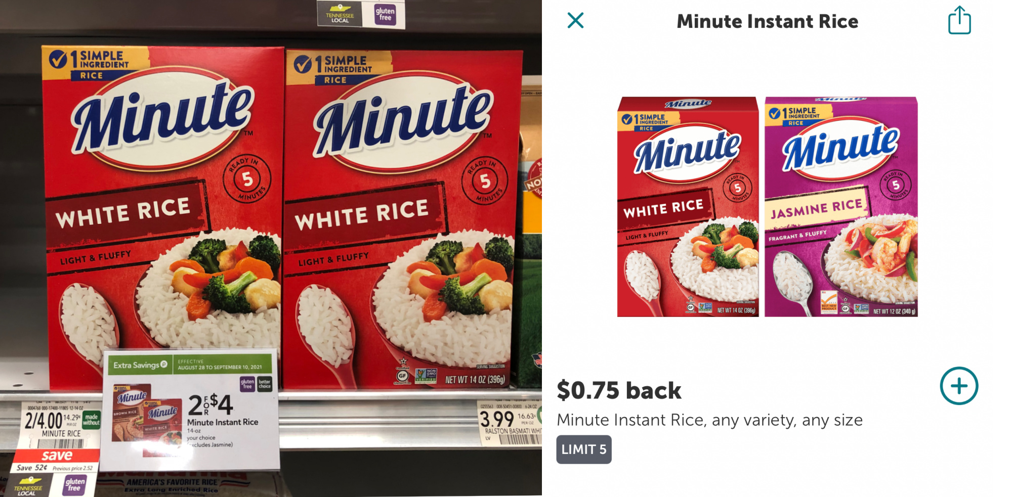 Minute Instant Draft on I Heart Publix 1