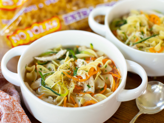 Oodles of Noodles Chicken Soup on I Heart Publix 3