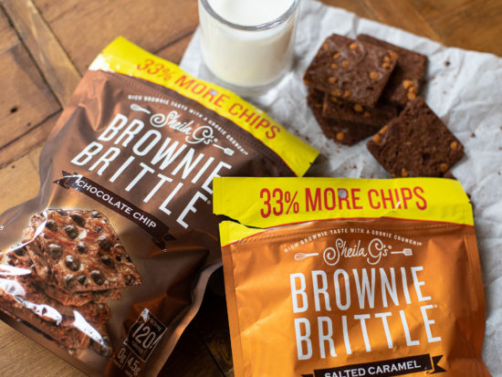 Sheila G's Brownie Brittle Just $2.59 At Publix on I Heart Publix