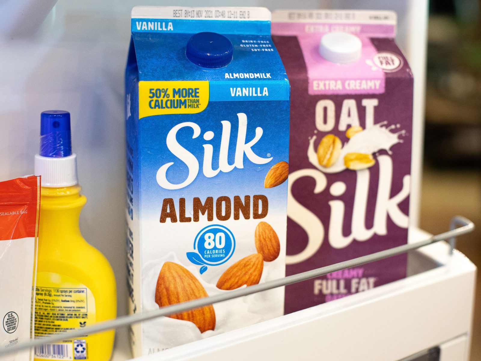 Choose Silk For Creaminess You Can Taste - Look For Lots Of Tasty Varieties At Publix on I Heart Publix