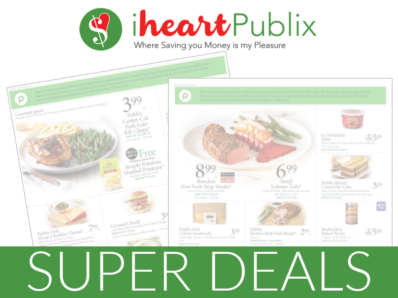 Publix Super Deals Week Of 9/16 to 9/22 (9/15 to 9/21 For Some) on I Heart Publix