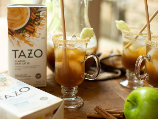 Grab A Fantastic Deal On TAZO Tea & Concentrates At Publix - Try My Fall Chai Punch on I Heart Publix 1