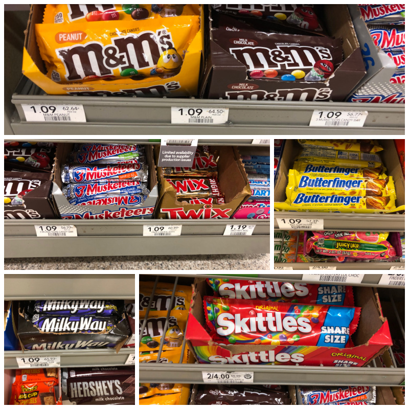 Snickers Candy Bars Just 84¢ At Publix on I Heart Publix 1