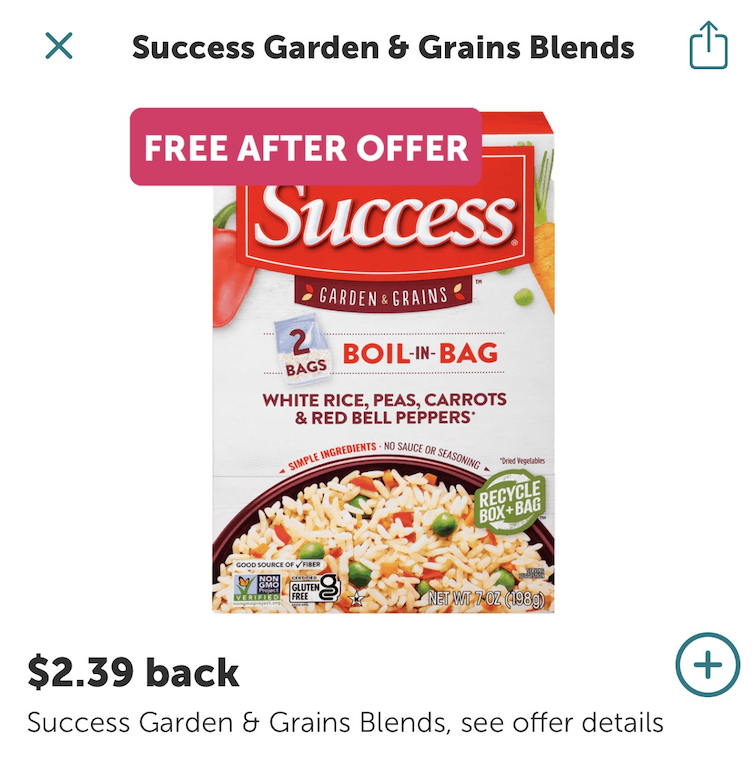 Get FREE Success Garden & Grains™ Rice Blends At Publix - Perfect For My Easy Albondigas Soup Recipe on I Heart Publix